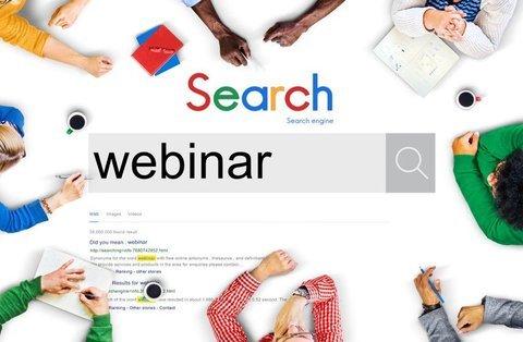 webinars teleconferencias reuniones online