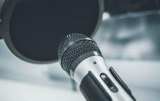 la envergadura de la voz