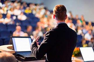 audiencia hablar en público